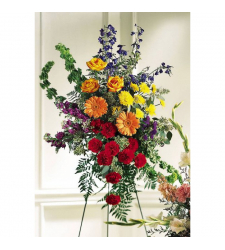 Colorful Standing Spray Online Order to Cebu Philippines