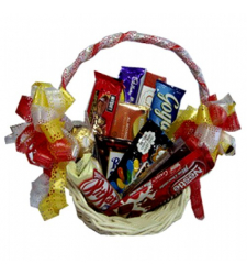 Send Assorted Chocolate Basket to Cebu Philippines