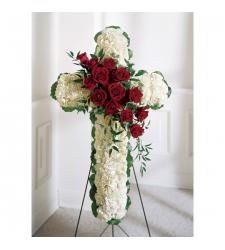 Send Floral Cross To Cebu