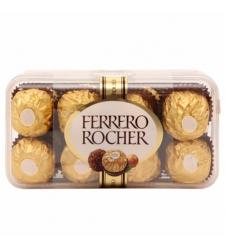 8 pcs Ferrero Rocher Chocolates