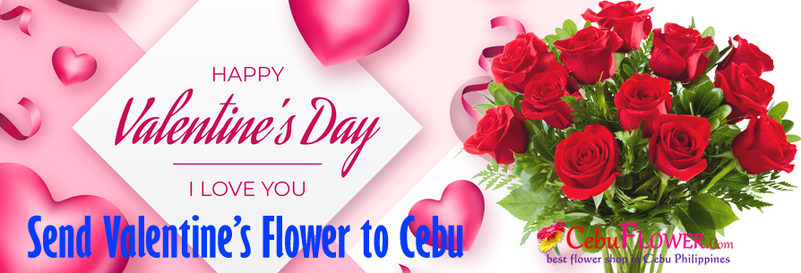 send valentines flower to cebu, order valentines roses to ceb