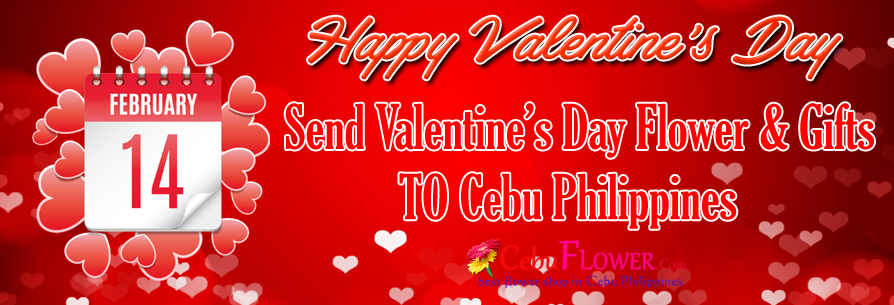 send valentines flower and gifts to cebu, buy valentines gifts to cebu