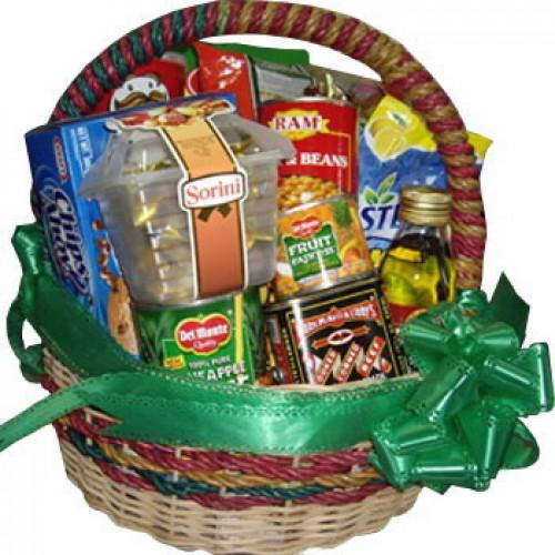 Christmas Gifts Basket Send To Cebu City