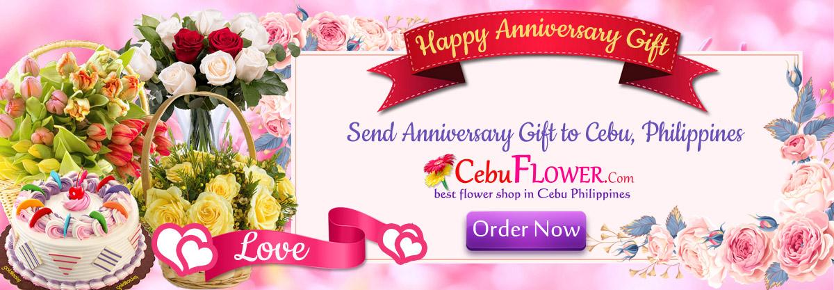 send anniversary gifts to cebu philippines