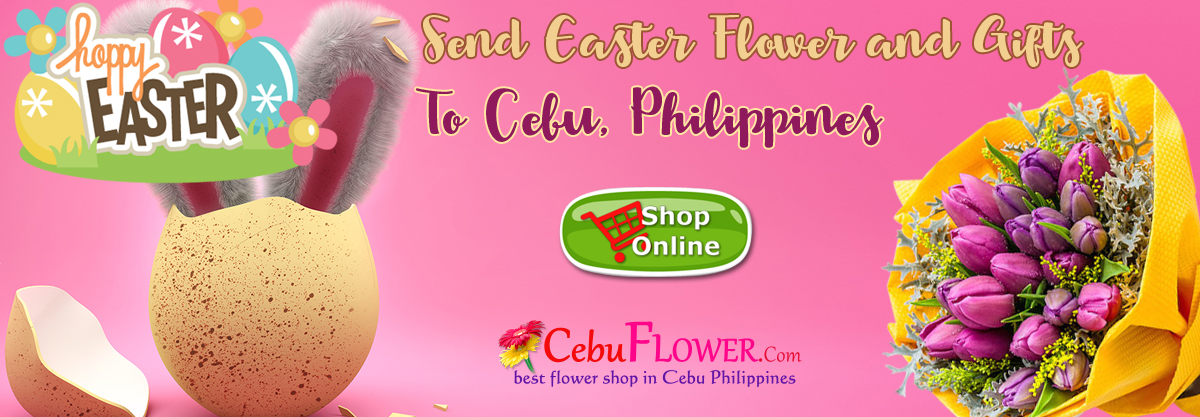 send easter flower and gifts to cebu philippines