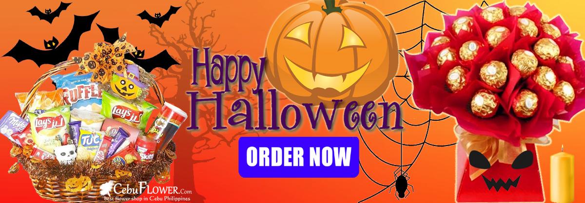 send halloween gifts to cebu philippines