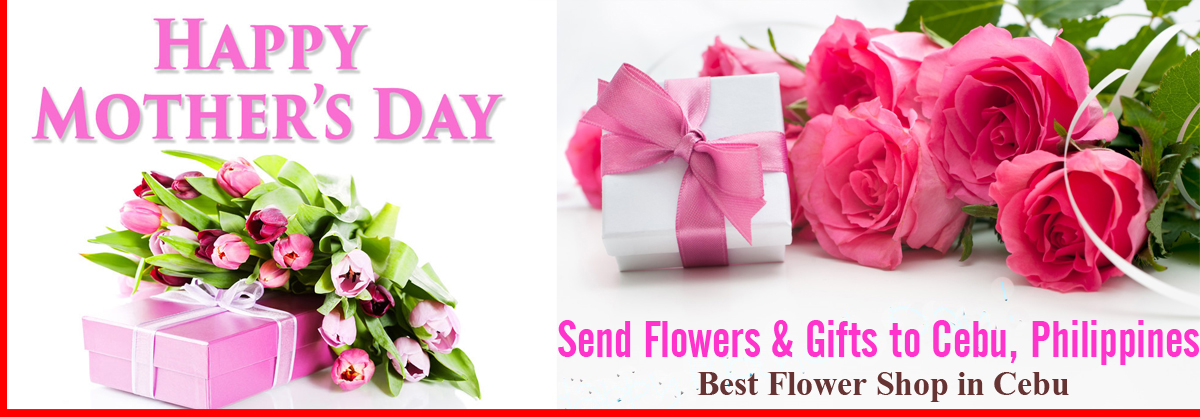 send mothers day flowers and gift to cebu philippines
