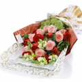 send assorted color roses to philippines