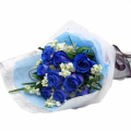 send blue roses to philippines