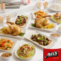 send max per table set menus to cebu