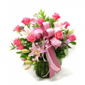 send mixed flower basket to cebu
