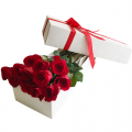 send roses in box to philippines