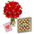flowers with chocolates online to cebu