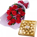 online mothers day roses and chocolates in cebu