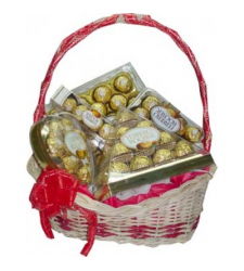 Ferrero Lover Basket  Online Order to Cebu Philippines
