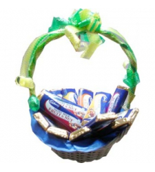 Cadbury Chocolate Lover Basket    Online Order to Cebu Philippines