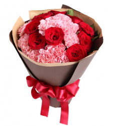Carnation and Rose Online Order to Cebu Philippines