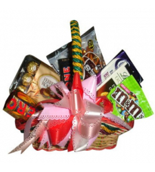 Send Assorted Chocolate Basket #02 to Cebu Philippines