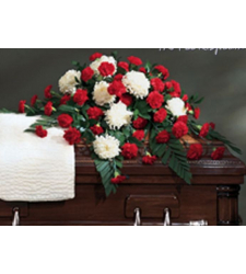 Send Casket Flower Spray To Cebu