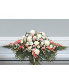 Send Closed Casket Flower Spray To Cebu
