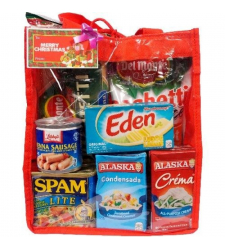 Groceries Spag Set and Canned Goods