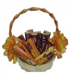 Send Assorted Tango Maestro Mix Chocolate Lover Basket to Cebu