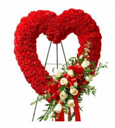 Send Red Glory Wreath To Cebu