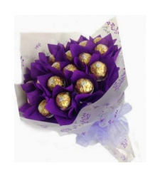 16pcs Ferrero Rocher in a Bouquet to Cebu,Philippines