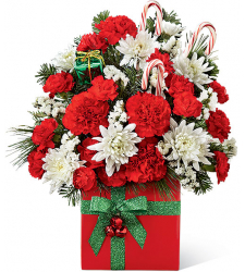 ​Christmas Cheer Bouquet Send to Cebu City