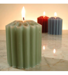 6 Pcs Different Color Candles! to Cebu City