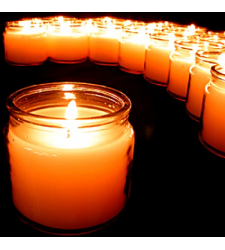 ​6 pcs wonderful candles! to Cebu City