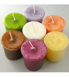 ​7pcs Colorful Candles to Cebu City