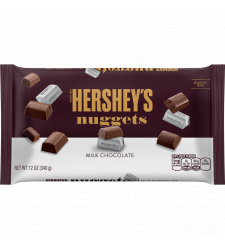 Hershey's Nuggets Milk Chocolate 340g