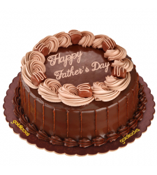 send fathers day double dutch cake by goldilocks to cebu