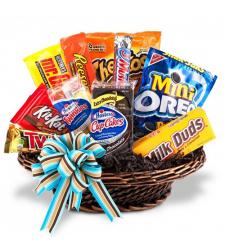 send snack food milk crate to cebu