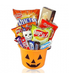 send halloween temptations boo-quet to cebu