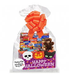 halloween chocolate and biscuit crate to cebu philippines