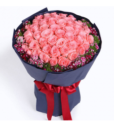 48 pcs Romantic and colorful Roses
