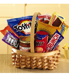 Big Munch Gift Basket