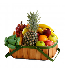 Pineapple,Kiwifruit,Orange,Red Apple with Seasonal Fruit Online Order to Cebu Philippines