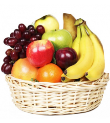 Back to Nature Fruit Basket