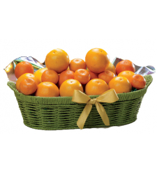 Orange Basket Online Order to Cebu