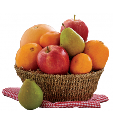 The Harvest Season Fruit basket