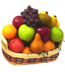 Traditional Fruits Basket