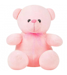 "8"" Inch Pink Color Teddy Bear"