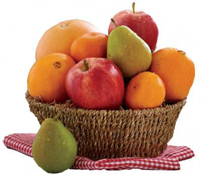 The Harvest Season Fruit basket