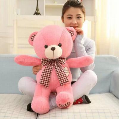 send 3 feet pink color teddy bear to cebu