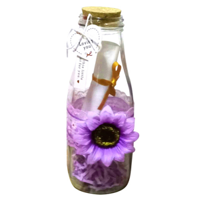 send single message in a bottle to philippines