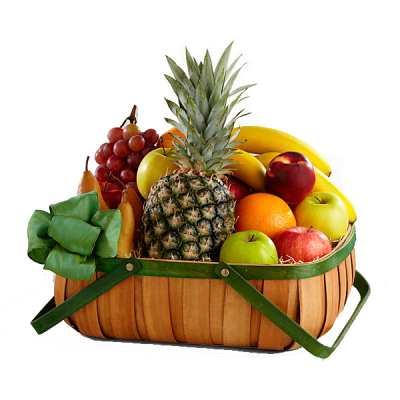 Pineapple,Kiwifruit,Orange,Red Apple with Seasonal Fruit Online Order to Cebu Philippines