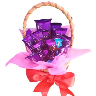 Send Cadbury Chocolate Basket to Cebu